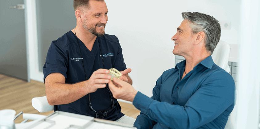 Implantat Beratung