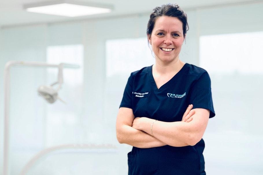 Frau Dr. Joschko-von Heel – Zahnärztin